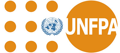 Logo of UNFPA